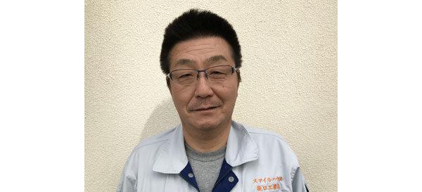 営業部長 池田 健一